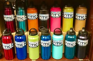 RTIC 36OZ WATER BOTTLE POWDER COATED