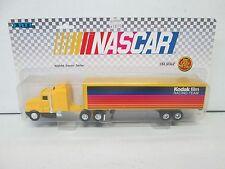 Ertl 1990  Kodak FIlm Racing Tractor Trailer