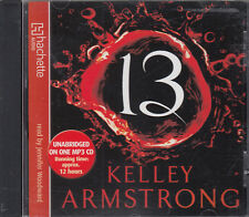 Kelley Armstrong 13  MP3 CD Audio Book Unabridged Women Of Otherworld Finale
