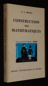 Construction des mathématiques