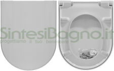 Toilet Seat Catalano WC SFERA NEW series. Original type. CATSCST-SFERANEW