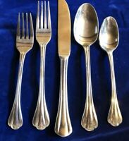 Dansk SCALLOPED Stainless Steel Flatware CHOICE