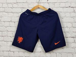Football shorts soccer FC Netherlands Holland Away 2014/2015 Nike jersey UEFA S