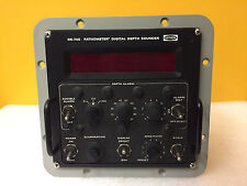 Raytheon DE-740/AN/S0N-15, 40 kHz, 115/230VAC, Fathometer Digital Depth Sounder