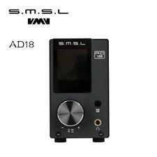 SMSL AD18 80W2 Bluetooth 4.2 HIFI USB DSP Digital Decoding Power Amplifier