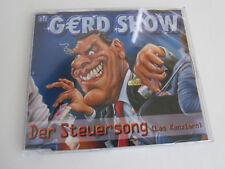 DIE GERD SHOW - DER STEUERSONG / WARNER MUSIC 2002!