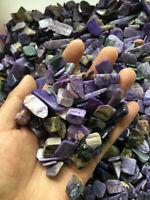 1000g Natural purple charoite raw healing crystal original stone specimens