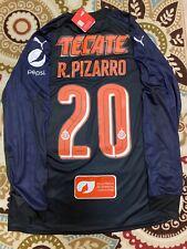Jersey Chivas Guadalajara 2017 Long Sleeve R. Pizarro #20.