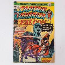 Vintage Captain America & FALCON 177 SEPTEMBRE 02453 Marvel Comics Groups Livre