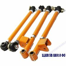 ORANGE Rear Lateral Link Kits for 02-07 Subaru Impreza WRX/STi GDA GDB GDF