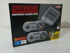 Super Nintendo Classic Mini Entertainment System Console | NEW AU STOCK