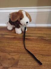 Battat Our generation Beagle Plush Dog with Leash