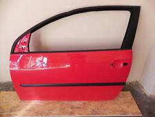 VW Golf V 5 Tür Türe vorne links rot lackiert door front left