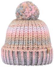 Barts Jevon Beanie Hat Pink