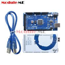MEGA 2560 R3 Module ATMEGA16U2 ATMEGA2560-16AU2 Board + USB Cable For Arduino