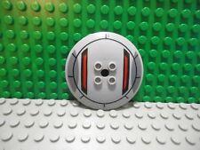 Lego 1 Light Bluish Gray 6x6 printed dish Sith Infiltrator