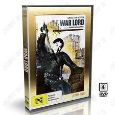 The War Lord (1965) : Starring Charlton Heston & Richard Boone : Color : New DVD