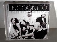INCOGNITO  -  TALES FROM THE BEACH  -  CD 2008  NUOVO E SIGILLATO