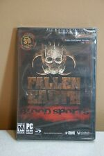 Fallen Earth: Blood Sports Video Game (PC, 2010)