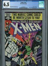 Uncanny X-Men #137 CGC 6.5 1980 Death of Phoenix  Marvel Comic B16