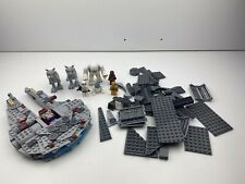 LEGO Star Wars Millenium Falcon + Extra Figures. (INCOMPLETE)
