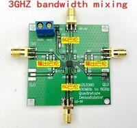 ADL5380 3GHZ High Performance IQ Mixing Module Quadrature Demodulator Downmixer