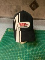 Harley Davidson Racing Retro Stripe  Hat  Size SMALL