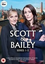 Scott and Bailey: Series 1-5 (Box Set) [DVD]