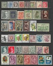 Worldwide Off Paper Packet of 41 all different Stamps World Wide Collection used