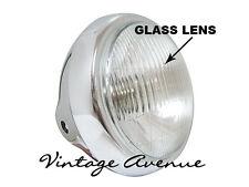 "[1] YAMAHA FS1 YB100 YB90 RS100 RS125 HEAD LAMP 6V + CASE 6"""