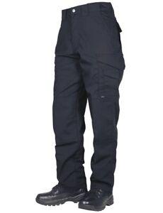 Tru-Spec 24-7 TRU DARK NAVY BLUE Tactical Pants, 54 UNHEMMED