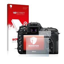 upscreen Scratch Protection d'écran pour Nikon D7500 Film Protecteur