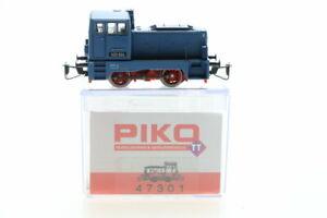 TT PIKO 47301 V23 DR blau Diesellok analog OVP J48