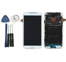Touch Screen LCD Display & Digitizer Set For Samsung Galaxy S4 i9505 i9500 White