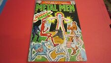 METAL MEN #22 DC COMICS FN+ CONDITION