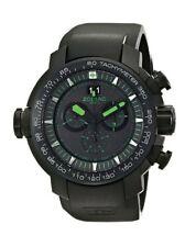 "Zodiac ZO8560 ""ZMX-03"" Chrono Tachymeter Super-luminova Sapphire Crystal Watch"