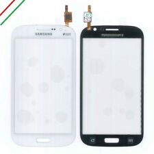 TOUCH SCREEN DISPLAY VETRO SAMSUNG GALAXY GRAND NEO DUOS GT i9062 i9060 BIANCO