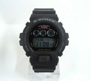 Casio G-Shock GW6900-1 Tough Solar All Black Digital Men's Watch