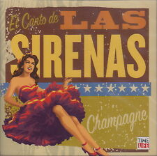 El Canto de las Sirenas: Champagne by VA (CD, Time-Life) Latin Female Artists
