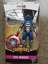 Marvel Legends Series Civil Warrior Contest Of Champions Shang-Chi NO BAF LOOSE