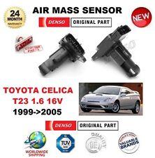 Pour Toyota Celica T23 1.6 16 V 1999 - > Denso Masse D'air Capteur 5 broches sans logement
