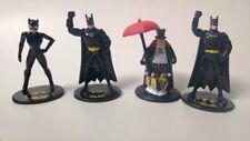Batman PVC Figuren-Set, 4 Figuren, Batman Returns, Applause 1992
