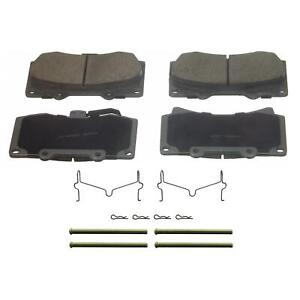 For Hummer H3  H3T Front Disc Brake Pad Set Wagner Brake QC1119