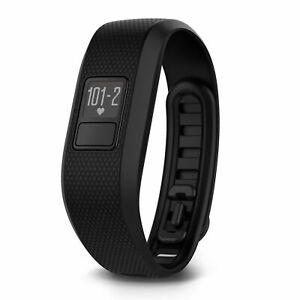 Garmin Vivofit 3 Activity Tracker Size: Regular - Black - NEW™