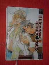 manga yaoi-IL TIRANNO INNAMORATO-N°9-DI:HINAKO TAKANAGA- MANGA MAGIC PRESS-NUOVO