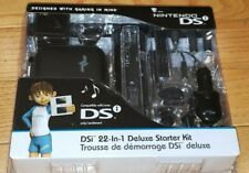 i-CON NINTENDO DSi 22 IN 1 DELUXE STARTER KIT ACCESSORY BLACK - A1