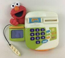 Sesame Street Come N Play Elmo Cash Register 2011 Playskool Toy Money Hasbro