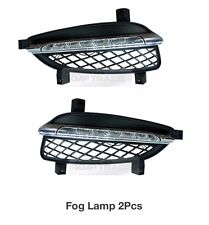 Daylight LED Fog Lamp Light Lamp + Cover 2EA for HYUNDAI 2011 - 2014 Azera HG