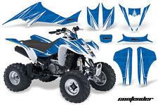 ATV Decal Graphic Kit Wrap For Suzuki LTZ400 Kawasaki KFX400 2003-2008 CONT W U