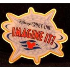 Disney Pin: DCL Cast Recruiting - Imagine IT!